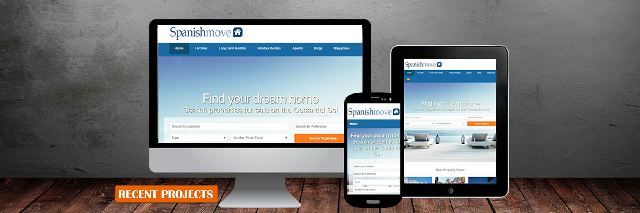 Website Designers Marbella